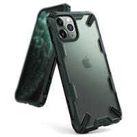 Ringke Fusion X iPhone 11 Pro Hybrid Hoesje - Groen