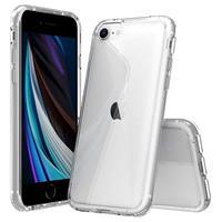 JT Berlin Pankow Clear iPhone 7/8/SE (2020) Cover - Doorzichtig