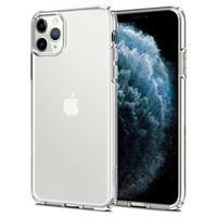 Spigen Liquid Crystal iPhone 11 Pro Max TPU Case - Doorzichtig