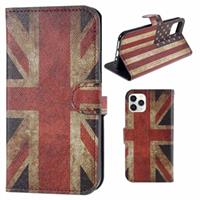 Style Series iPhone 11 Pro Max Wallet Case - Union Jack