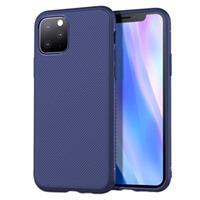 Shock Block iPhone 11 Pro Max TPU Case - Blauw