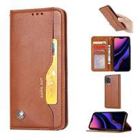 Card Set Series iPhone 11 Pro Wallet Case - Bruin
