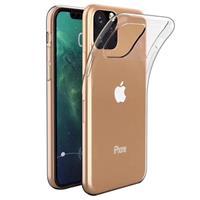 Anti-Slip iPhone 11 Pro Max TPU Case - Doorzichtig