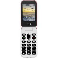 doro 6040 Senioren mobiele telefoon Rood