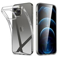ESR Project Zero iPhone 12/12 Pro TPU Case - Doorzichtig