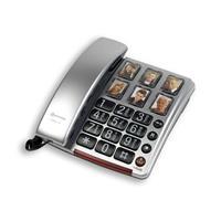 Merkloos Amplicomms Bigtel 40s Senioren Huistelefoon Voor De Vaste Lijn