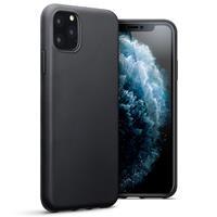 Qubits Softcase hoes - iPhone 11 Pro Max - Zwart
