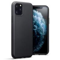 Qubits Softcase hoes - iPhone 11 Pro - Zwart