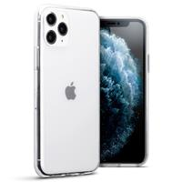 Qubits Softcase hoes - iPhone 11 Pro Max - Transparant