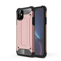 Lunso Armor Guard hoes - iPhone 11 - Rose Goud