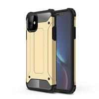 Lunso Armor Guard hoes - iPhone 11 - Goud