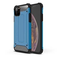 Lunso Armor Guard hoes - iPhone 11 Pro Max - Lichtblauw