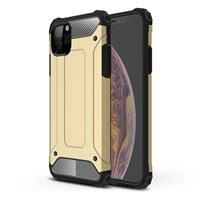 Lunso Armor Guard hoes - iPhone 11 Pro Max - Goud
