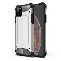 Lunso Armor Guard hoes - iPhone 11 Pro Max - Zilver