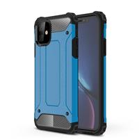 Lunso Armor Guard hoes - iPhone 11 - Lichtblauw
