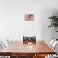 ChromaLuxe Fotopaneel - (20x15cm)