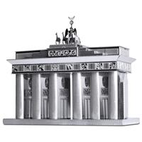 constructie speelgoed Brandenburg Gate