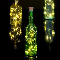 Suckuk Fairy lights voor in fles