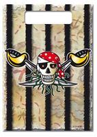 Traktatie zakjes Red Pirate