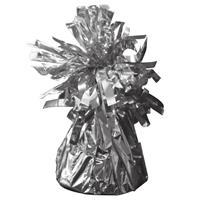 Zilveren ballonnen gewicht 170 gram