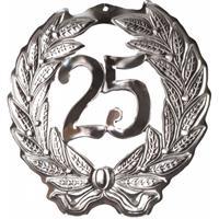 Jubileum krans 25 jaar