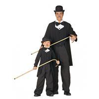Bellatio Charlie kostuum voor kinderen