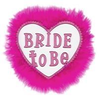 Bellatio Bride to be broche