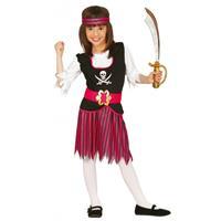 Bellatio Roze piratenpak voor meisjes