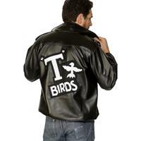 Smiffys Grease jasje T-Birds Multi