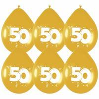 Bellatio Gouden ballonnen 50 jaar