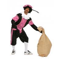 Bellatio Roze Pieten kostuum budget Roze