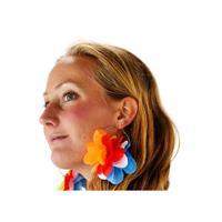 Bloem oorbellen Holland