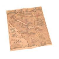 Bellatio Piraten schatkaart Multi