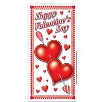 Bellatio Valentijn deurposter 76 x cm