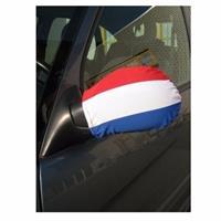 Autospiegel hoesje Nederlandse vlag