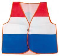 Nederland supporter vestje Multi