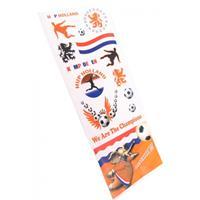 Bellatio Oranje supporters raamstickers