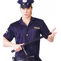 Bellatio Wapenstok politie speelgoed 60 cm