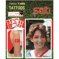 Bellatio Tattoos Turkije 9 stuks