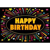 Shoppartners Verjaardag wenskaart Happy Birthday
