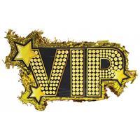 VIP pinata goud Goudkleurig