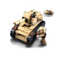 Sluban M38-B0587B Bouwstenen Army Tank