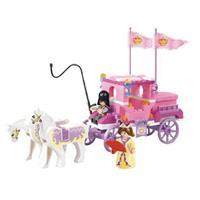 Sluban Building Blocks Girls Dream Series Royal Carriage -