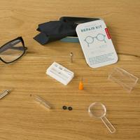 Emergency kit - Brilreparatie