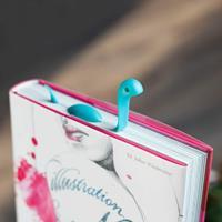 Nessie Tale boekenlegger - Blauw
