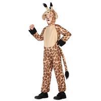 Fiesta carnavales Dierenpak verkleed kostuum giraffe voor kinderen