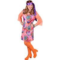 Coppens 70's jurk Summer flower