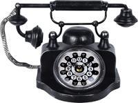 Segnale Tafelklok Ouderwetse Telefoon - 31 x 17 x 20 cm.