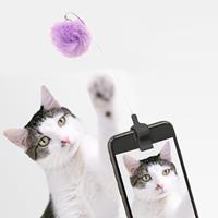 Kikkerland Kitty Phone Clip