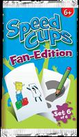999 Games Stapelgekke Speed Cups Fan Booster 6 - Actiespel